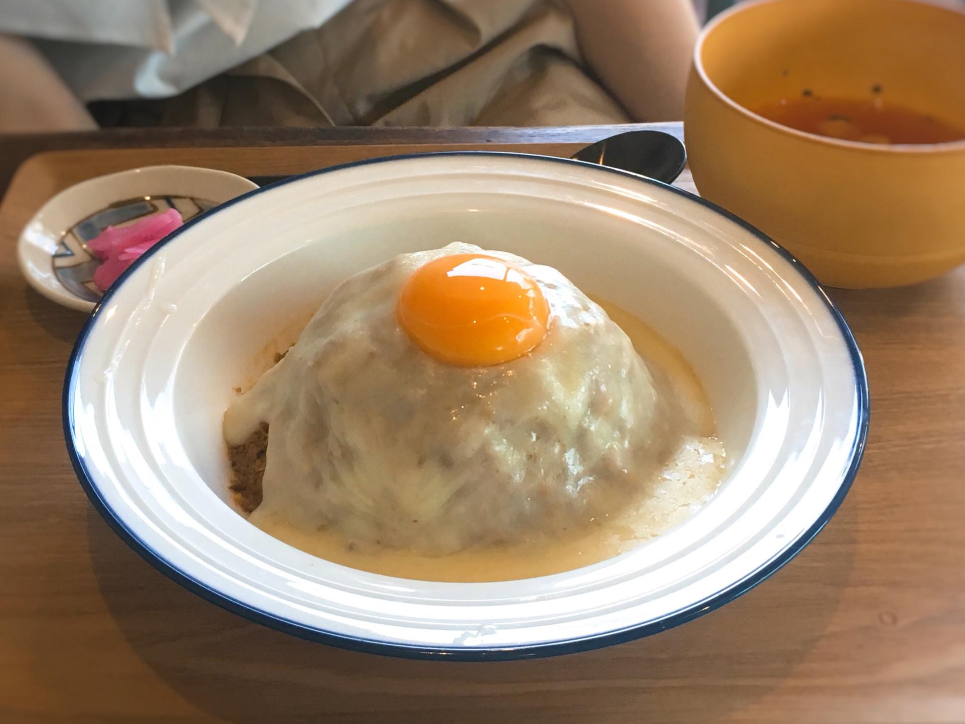 栄|インスタ映えなキーマカレーがオススメの看板のない隠れ家cafe&bar