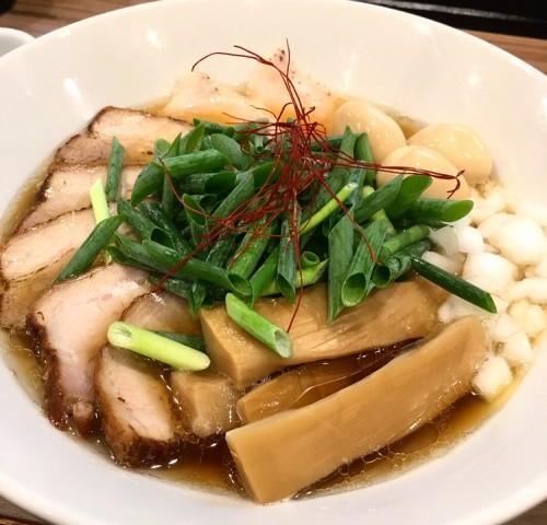 名東区猪子石|美しい黄金色に輝く魚介出汁から生まれる絶品中華そばを堪能しよう!