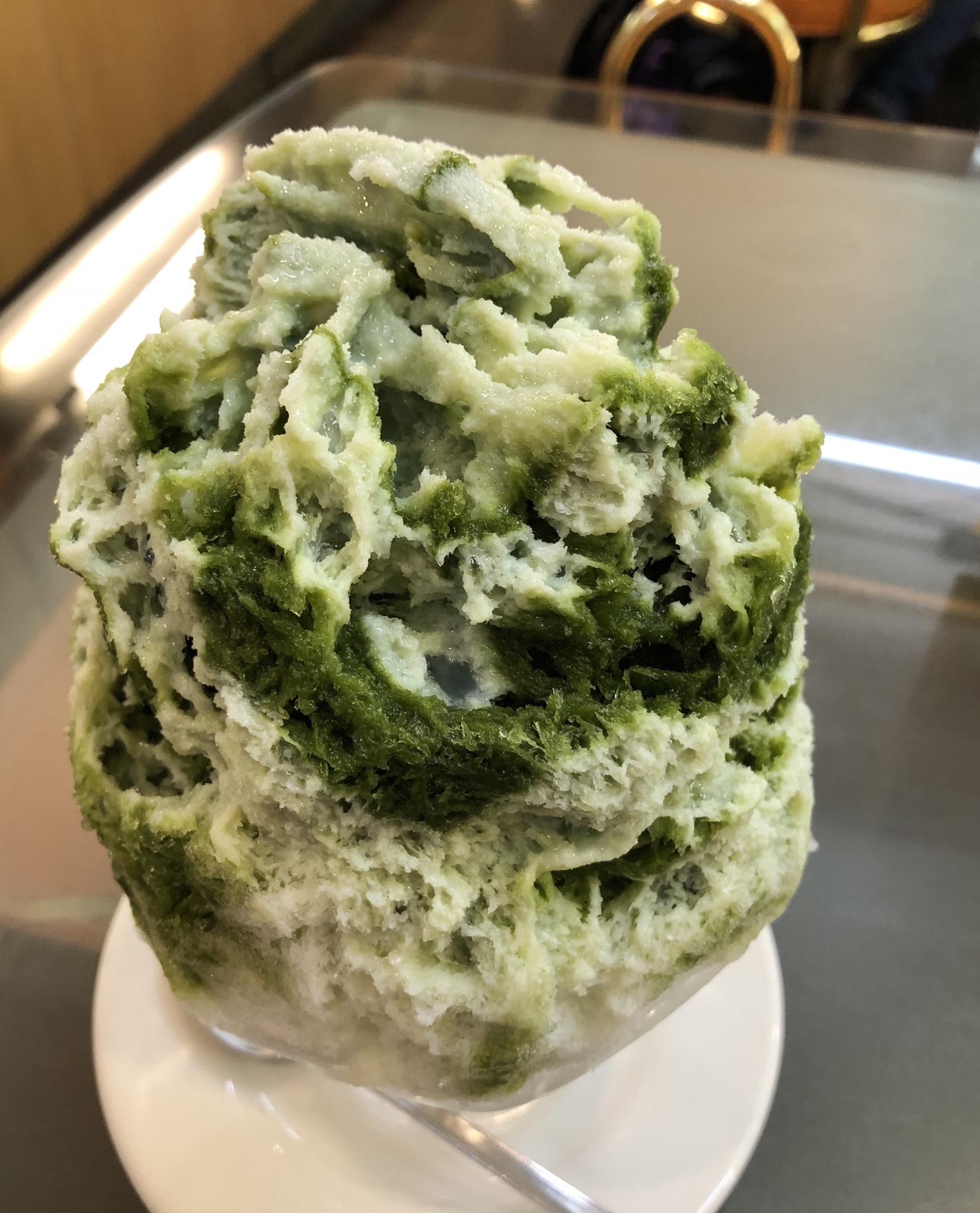 名駅|駅からアクセス抜群!老舗の和菓子屋さんのかき氷が楽しめる昔ながらの喫茶店