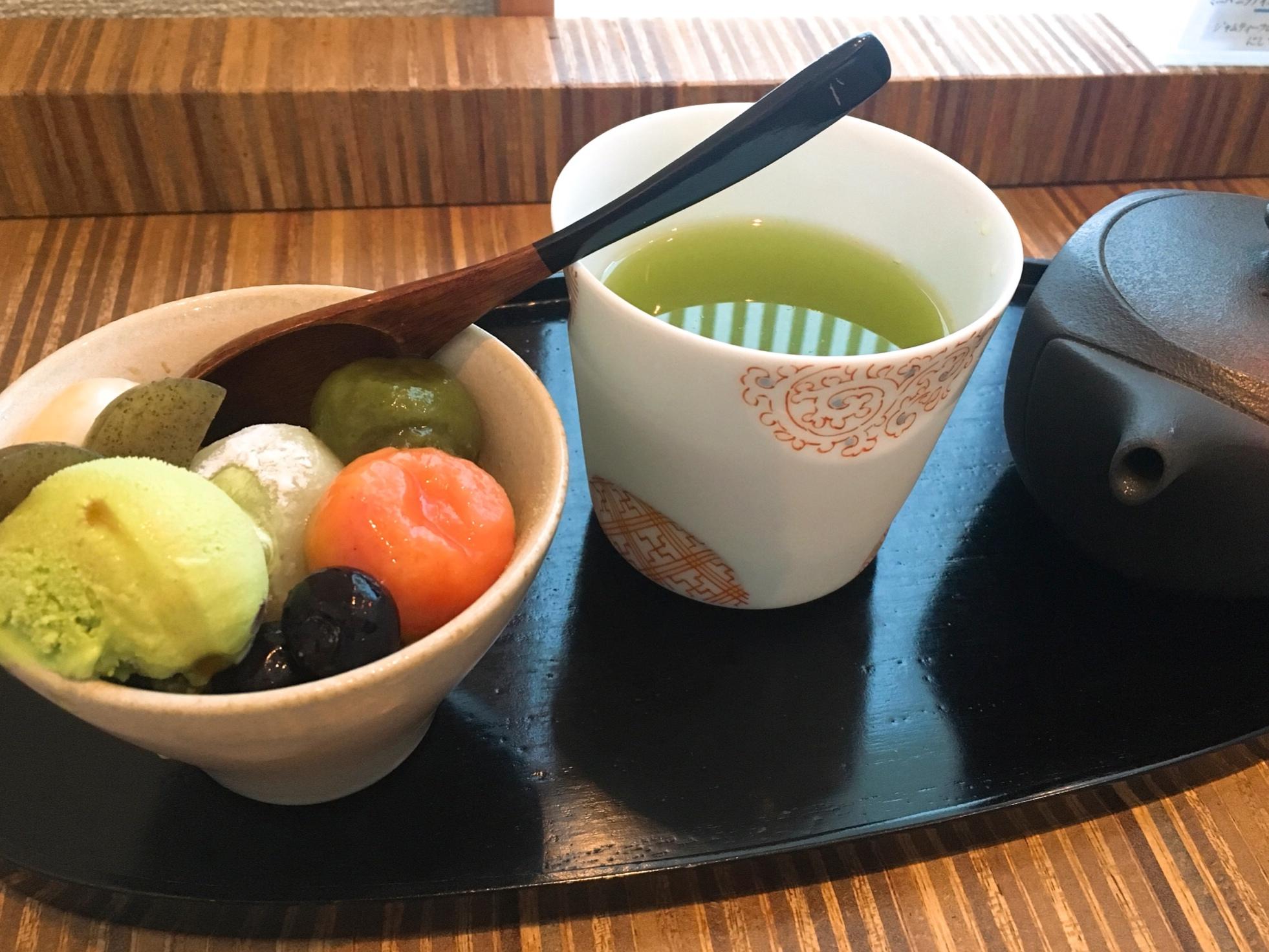 国際センター 本格的なお茶を味わうならここ!名古屋が誇る日本茶専門店