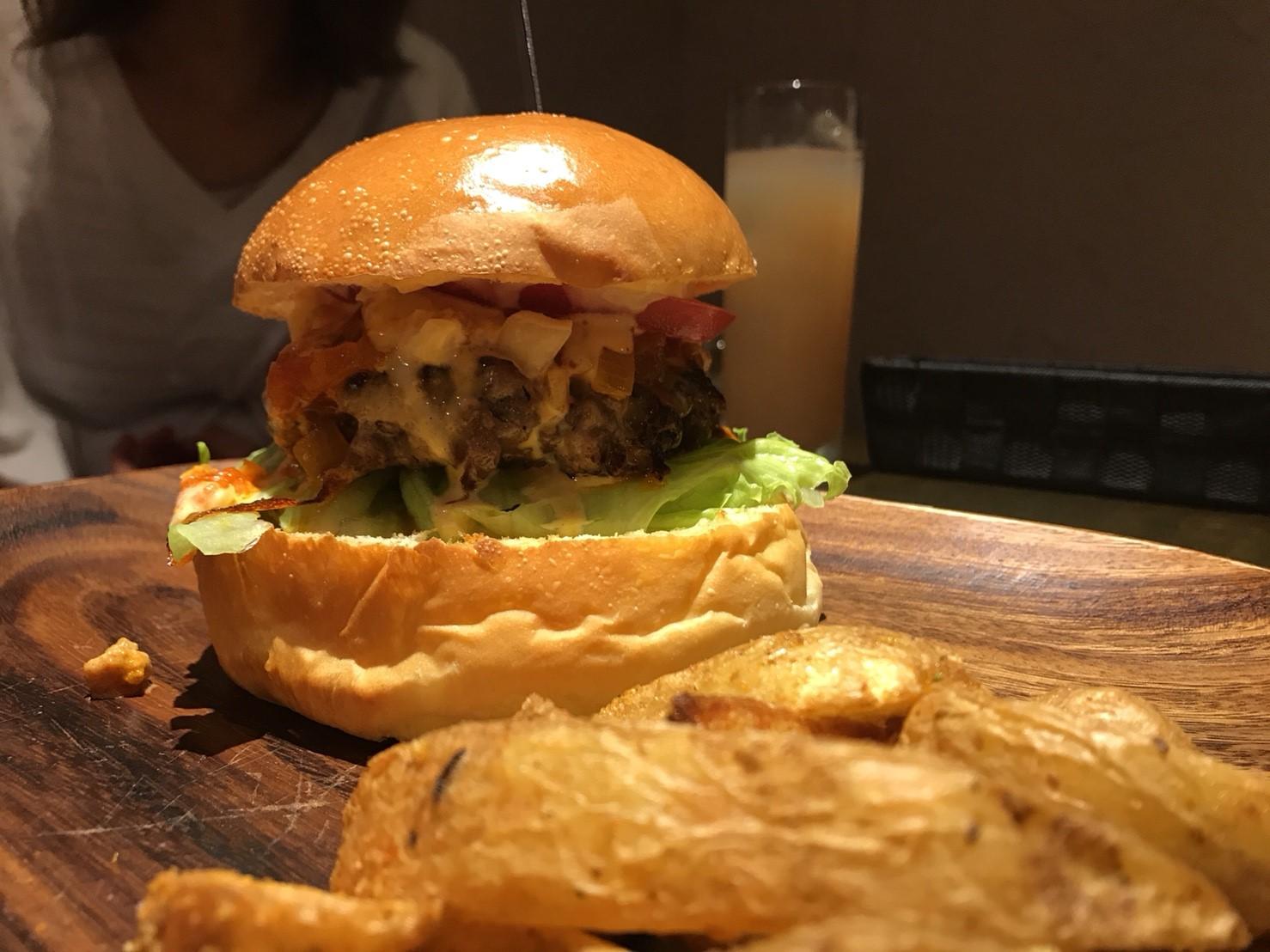 覚王山|毎日食べたくなる♪あなたもハンバーガー生活、始めませんか?