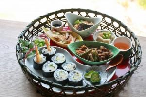 覚王山 古き良き日本食を堪能できる、お庭に囲まれた古民家カフェ