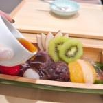 名古屋駅|フルーツたっぷり!創業380年の時を刻む老舗和菓子屋で味わう涼しげスイーツはいかが?