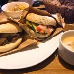 伝馬町|ブッフェ付きなのに○○○円!おすすめはここでしか食べられないサンドイッチメニュー