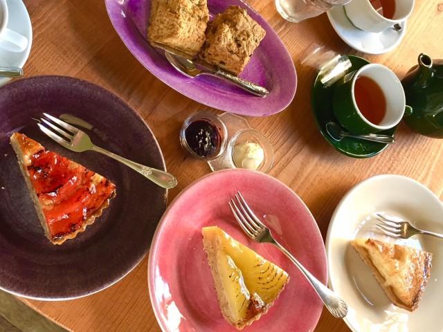 桜山 グルメ女子に大人気の焼き菓子専門店がティーサロンとなってニューオープン!
