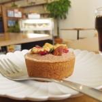 矢場町 北欧テイストのカフェでいただく絶品タルト!