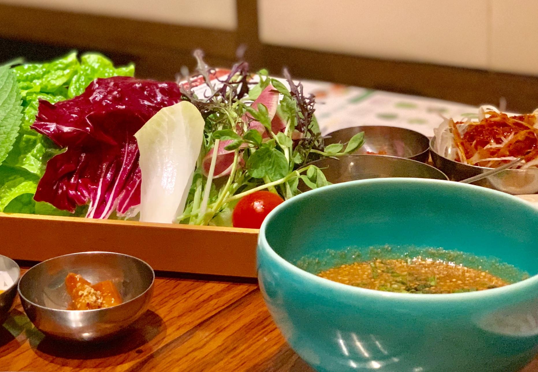 栄|サンパセットは栄養の宝庫。リピート客が続出の焼肉店