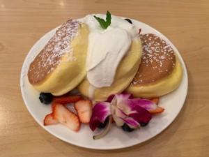 矢場町|名古屋パンケーキ界の元祖と言えばここ!色々な生地が楽しめるパンケーキ専門店