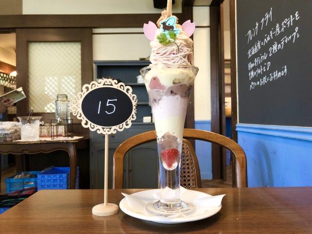 国際センター|名古屋でパフェを食べるならココ?行列ができるパフェ専門店