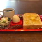 名駅|ひとりでも落ち着く。穴場の喫茶店で厚切りパンはいかがですか?