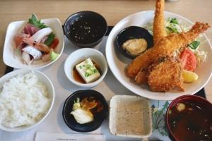 徳重|味もお値段も抜群!新鮮海鮮ランチが味わえるお魚ダイニング