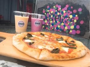高畑|お花好きさん必見!花屋が営むバリエーション豊富なピザが楽しめるピザ屋