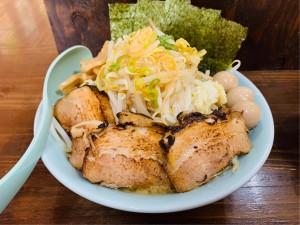 豊田本町|はじめての二郎にもおススメ!ライトな二郎系を味わえるラーメン店