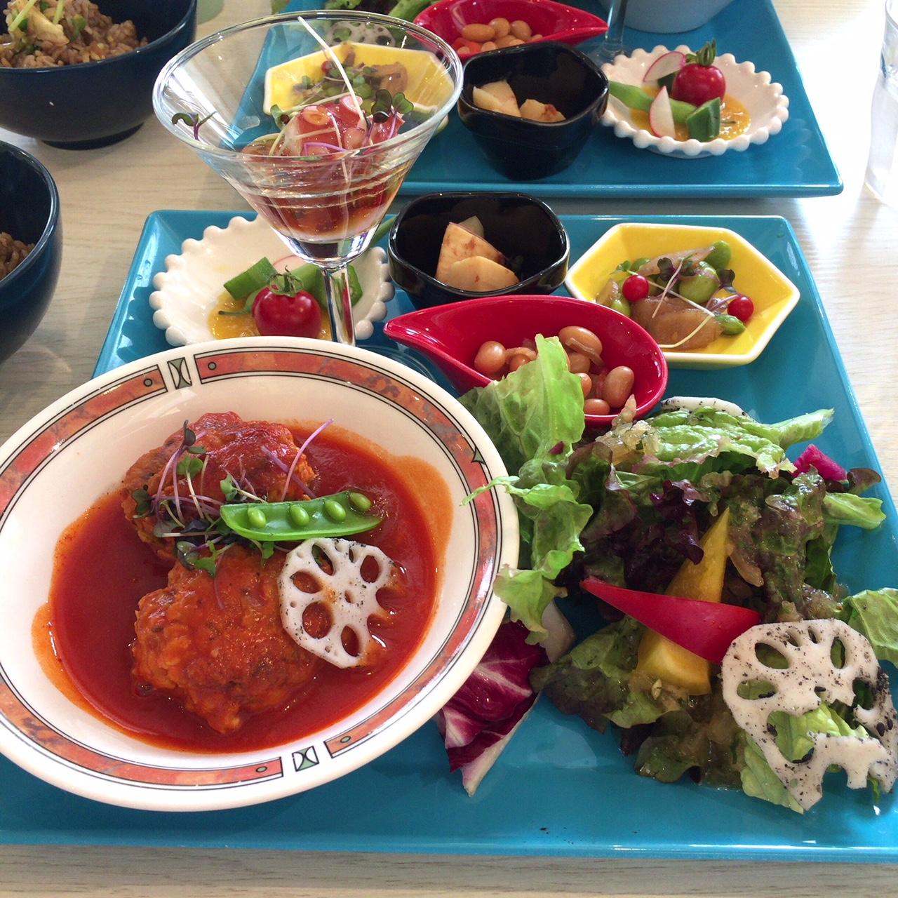 小幡|アンチエイジングの料理が美味しいと評判のカフェ