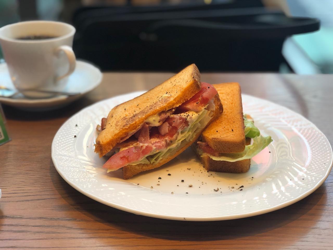 名駅|名古屋なのに表参道?駅近が便利でゆったりと美味しい時間を過ごせる喫茶店