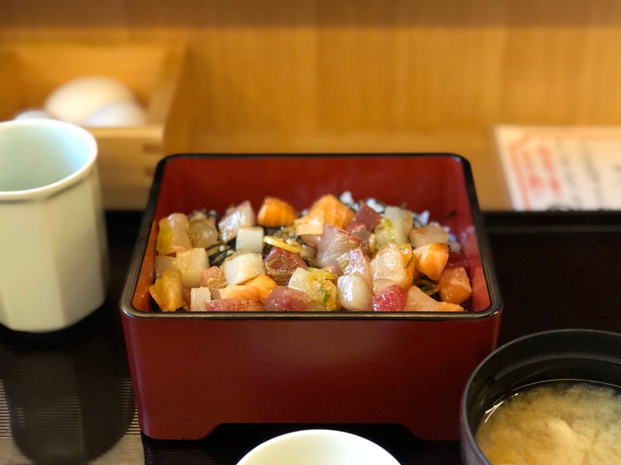 伏見|日本酒・発酵料理の粋な居酒屋で大満足ランチ