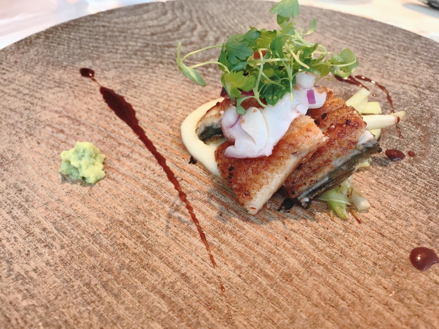 栄|独創性の光る料理とおもてなし。世界が認める二つ星のフレンチレストラン