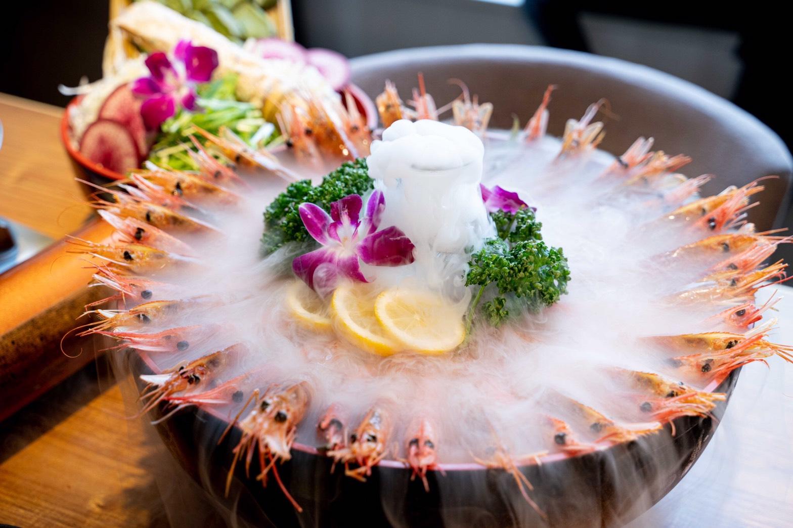 栄|名古屋初!海老しゃぶしゃぶが食べられる!タンしゃぶで話題の和食居酒屋