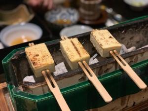 高岳 出来立て、こだわり豆腐の多彩なお料理が味わえる豆腐の老舗