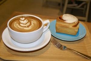 矢場町|カフェ激戦区のエリアで味わえる本格的でスタイリッシュなカフェ