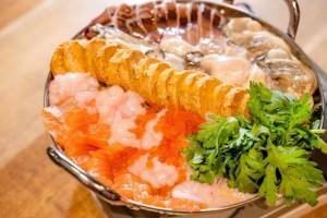 栄|毎日が北海道物産展!目でも舌でも楽しめる北海道直送グルメを存分に堪能できる居酒屋