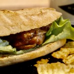 久屋大通 ホテル併設カフェでいただく自家製パンを使った絶品サンドウィッチ
