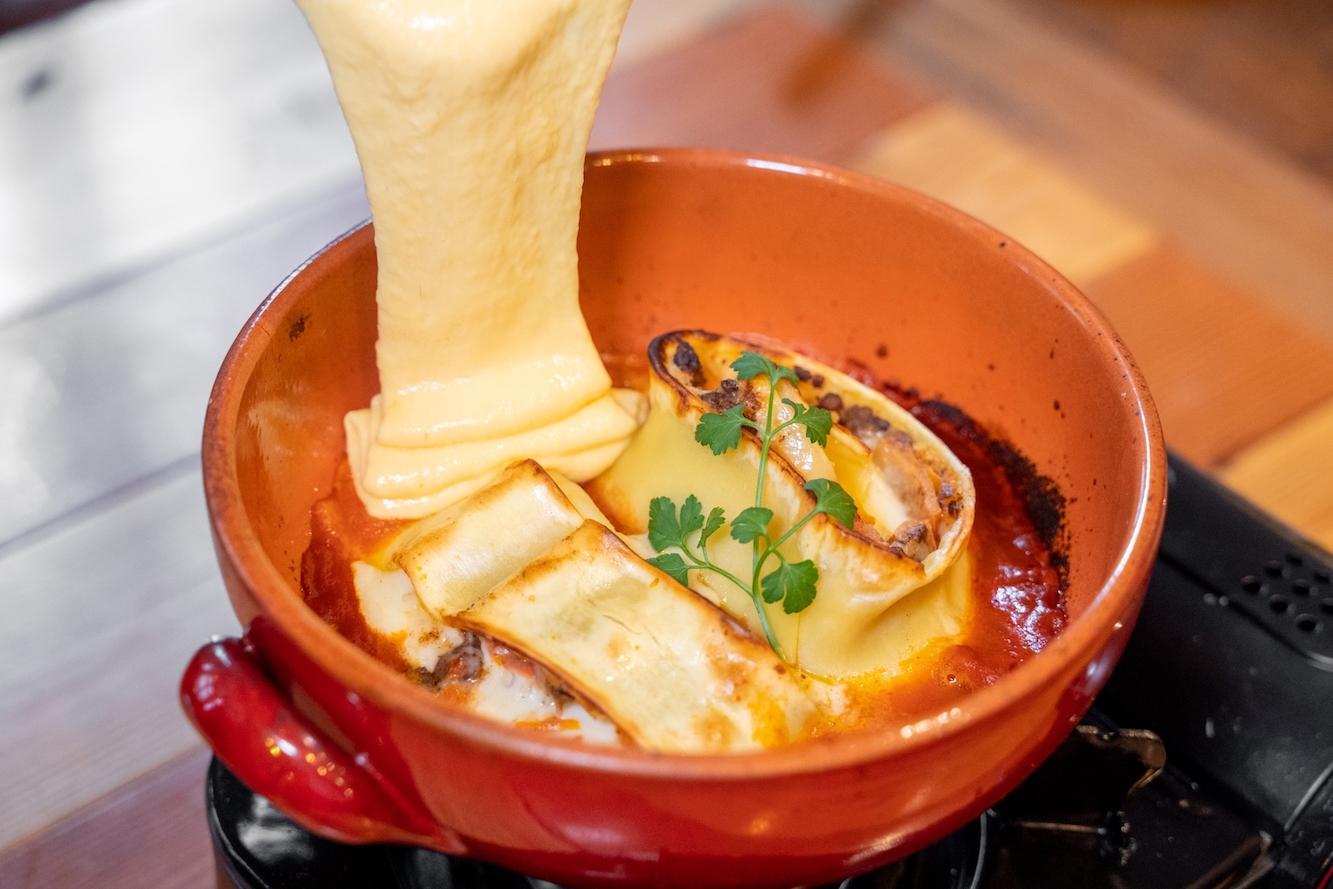 栄|チーズラバー必見◎イタリアンバルが織りなすチーズ料理の数々に舌鼓