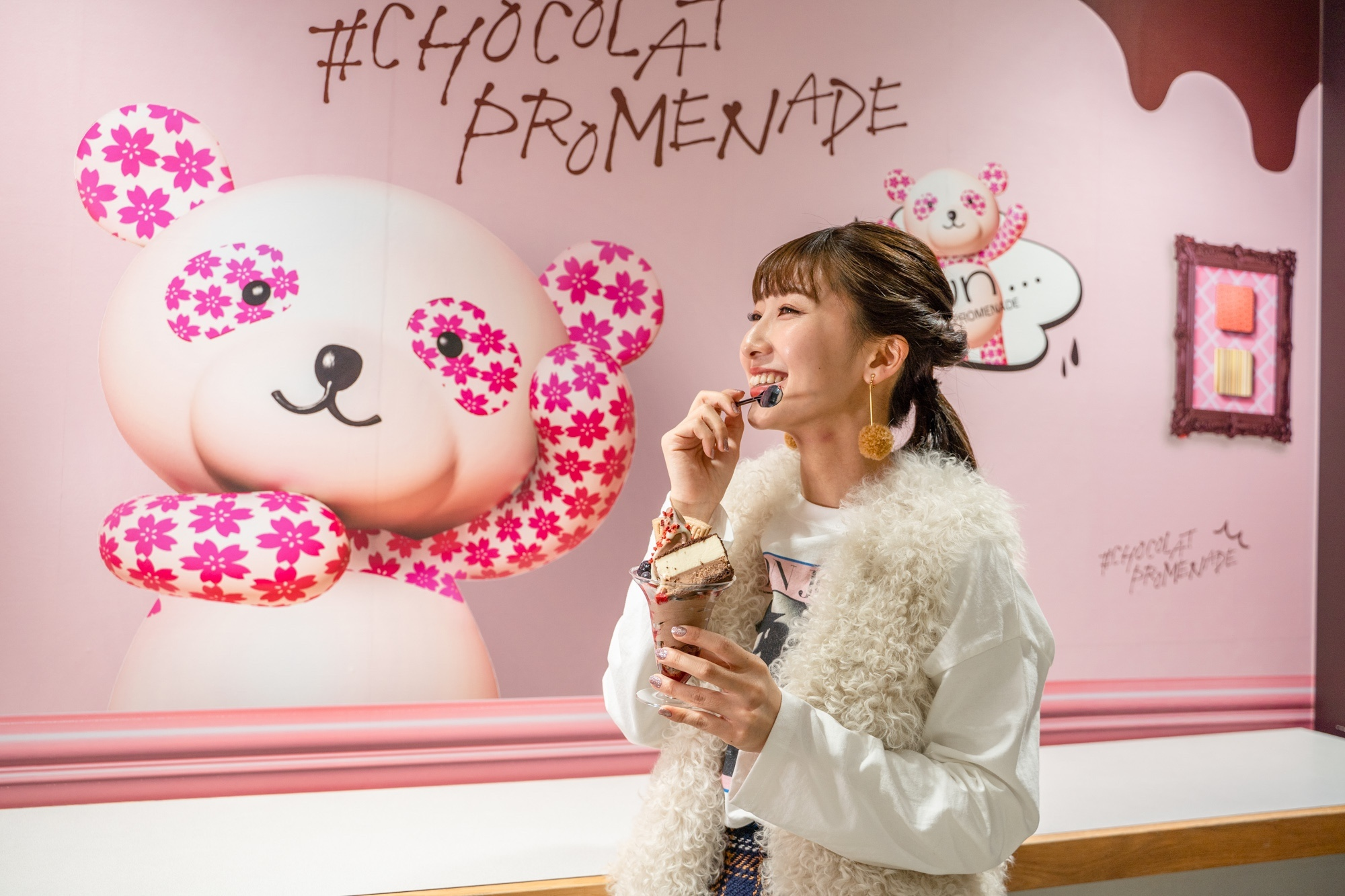 松坂屋名古屋店「ショコラプロムナード2020」に行って来た!チョコレートの魅惑の世界へいざ!