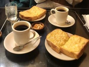 国際センター|ふわふわタマゴのモーニングと温かいおもてなしが嬉しい喫茶店でゆっくり朝活。