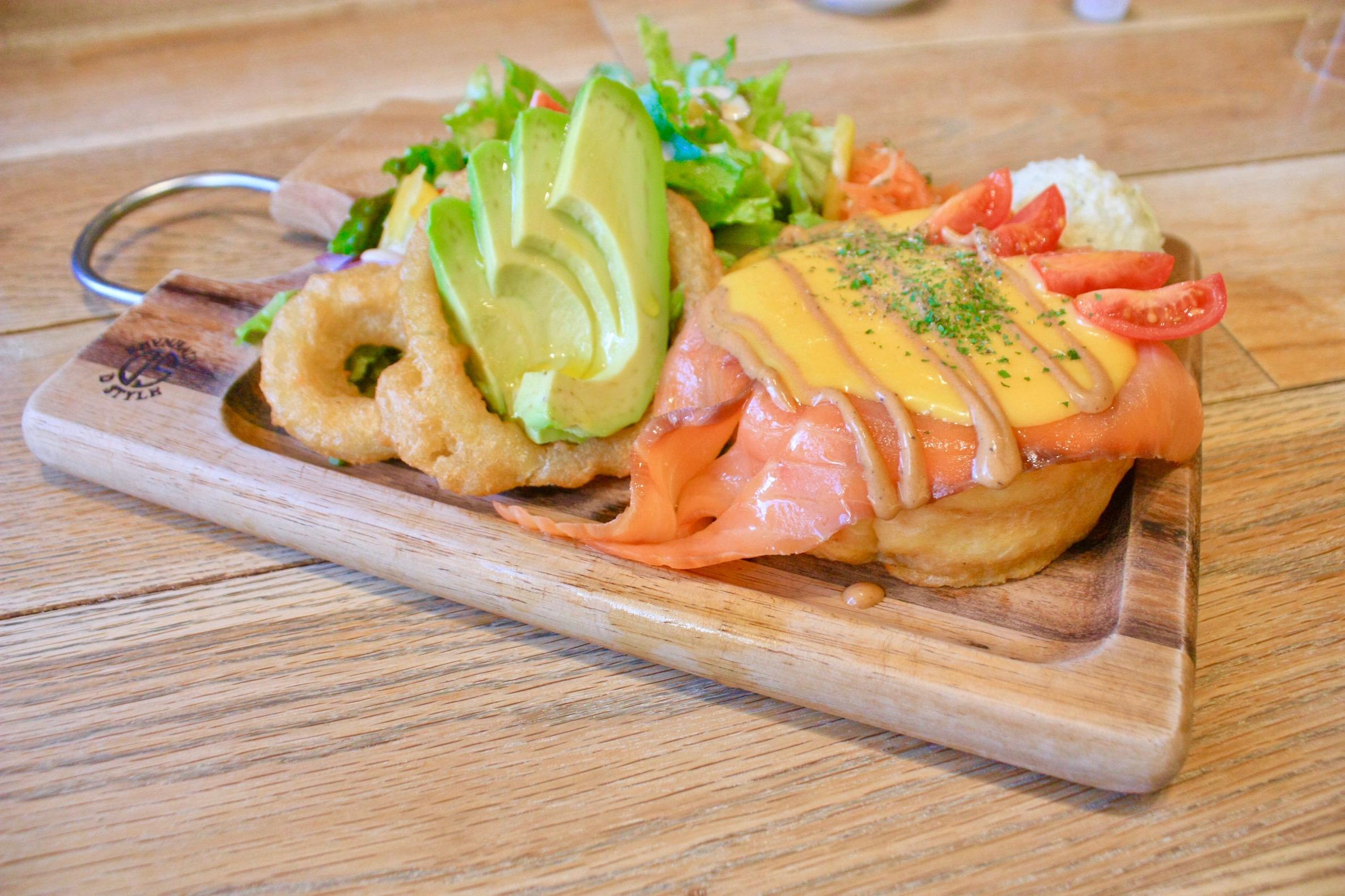 星ヶ丘|目で見て楽しい!食べて美味しい◎種類豊富な魅惑のフレンチトースト専門店