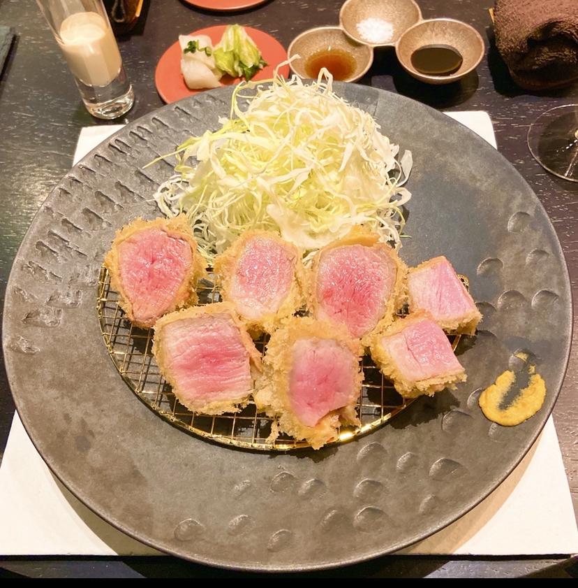 名古屋|フレンチのエッセンスが注ぎ込まれた、火入れと素材にこだわったカツレツ
