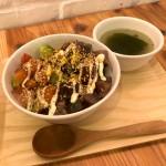 矢場町|名古屋にいながら本格ハワイアン丼が味わえるダイニングカフェ