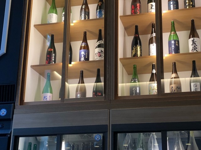 SEVEN 日本酒1