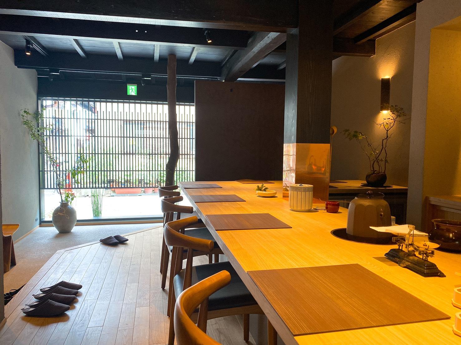 国際センター|日本文化を紡ぐ架け橋に。おもてなしとお茶の余韻に浸れる日本茶専門店