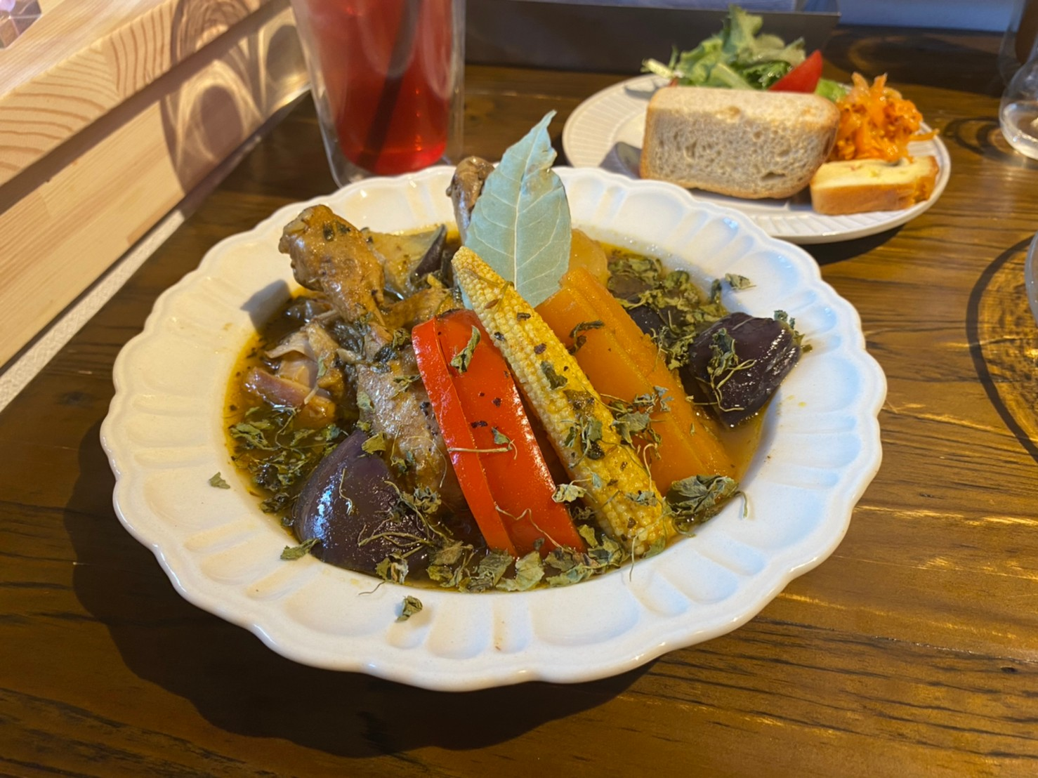 鶴舞|かわいい&美味しいが詰まった素敵空間♩具沢山スープランチとスイーツがいただけるカフェ
