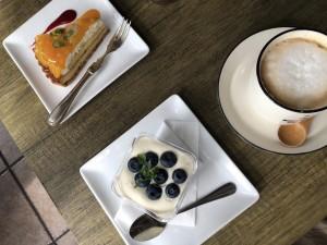 植田|季節を目で舌で楽しむ!お花に囲まれながらゆったりできるカフェ
