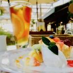 吹上|アンティークマーケットに併設。名古屋の街を一望できる屋上庭園カフェ