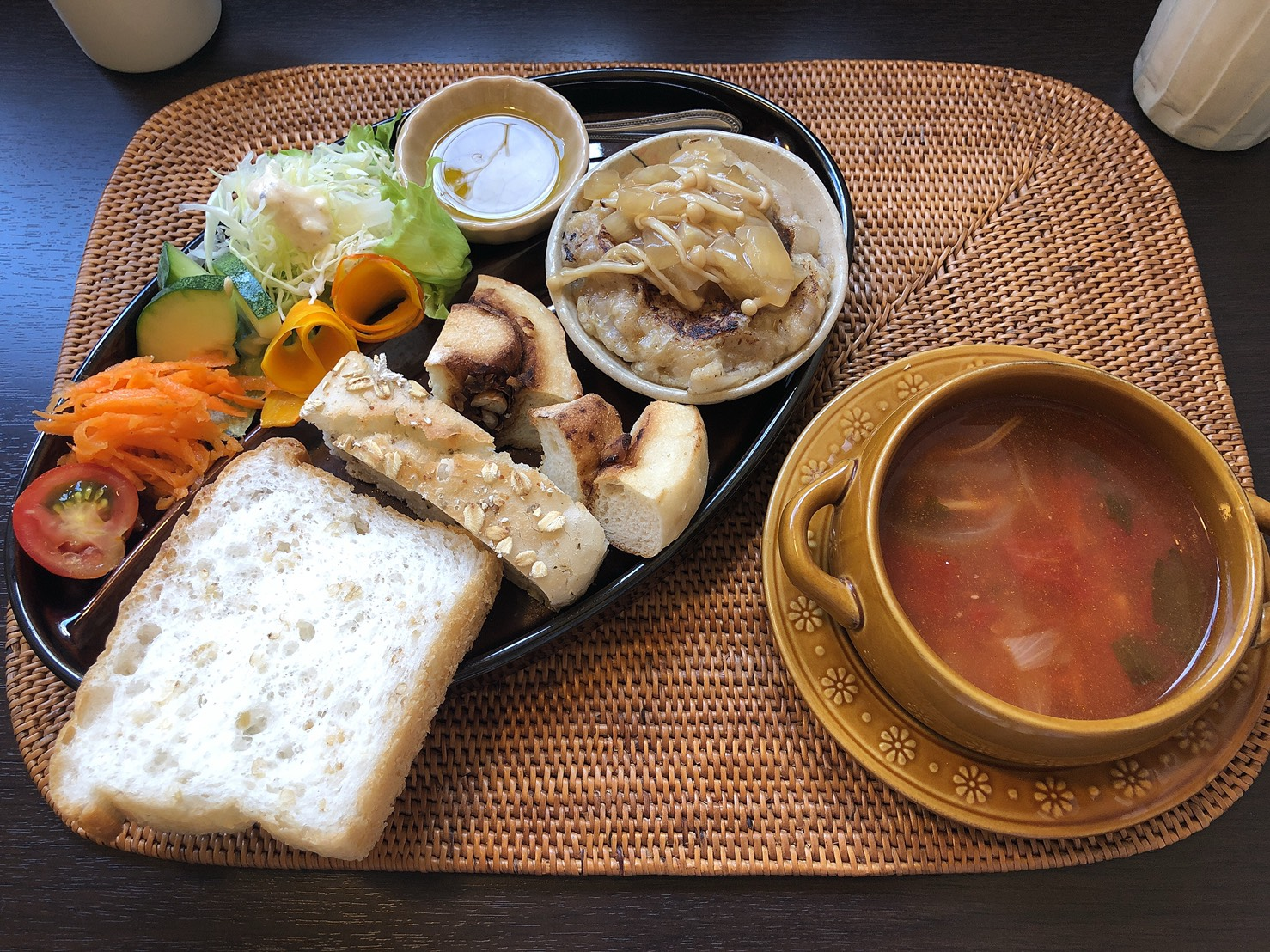 高岳|米粉100%!もっちりな食感が楽しめる米粉パンが人気のかわいいベーカリーカフェ