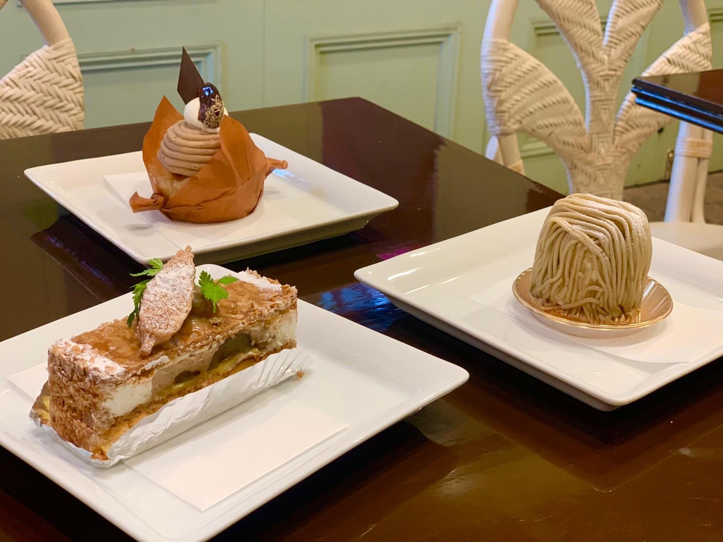 上小田井|人気No. 1はさくさくモンブラン!多彩な旬の洋菓子がいただける本格フランス菓子専門店