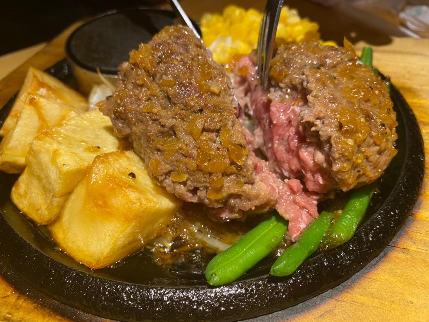 上社|大人から子供までみんな大好き!名古屋民に愛される、肉肉しいハンバーグが食べられるレストラン