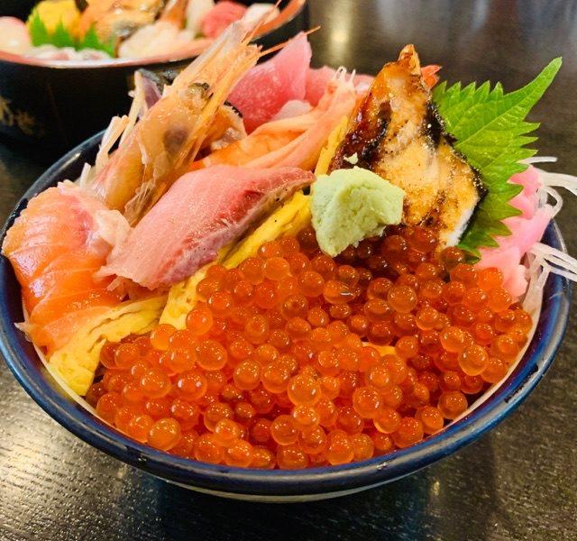 中村区役所|コスパ抜群!おいしくてインスタ映えする海鮮丼がいただける昔ながらの寿司店