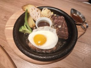 新栄町 フワッフワの新感覚食感!口の中でとろけていくハンバーグを楽しめる洋食店