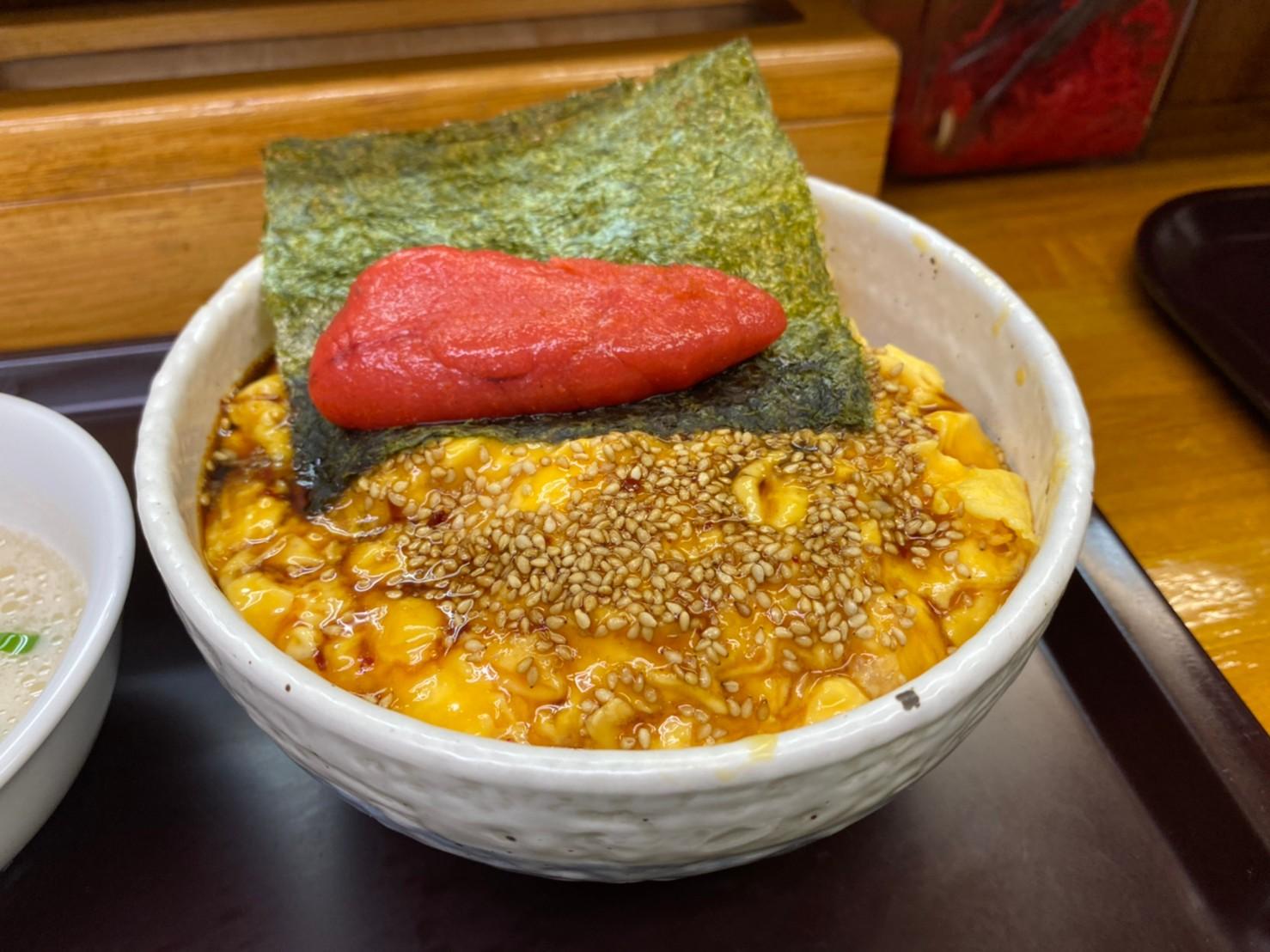 東別院|本場博多さながらの味を名古屋で!インパクト大の名物丼にも大注目なラーメン屋