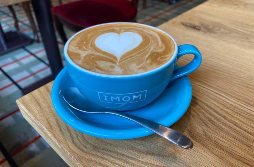 道徳|朝から気分もアガる♩レトロなインテリアがおしゃれなカフェで優雅にモーニングタイム