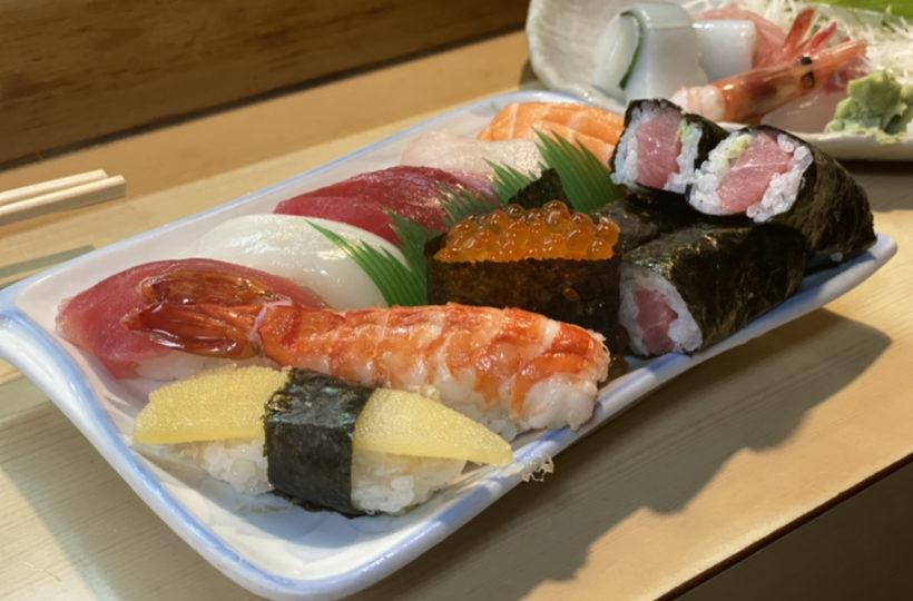 国際センター|柳橋の名物スポット?!珍しいネタとユーモアあふれるネーミングセンスの寿司店