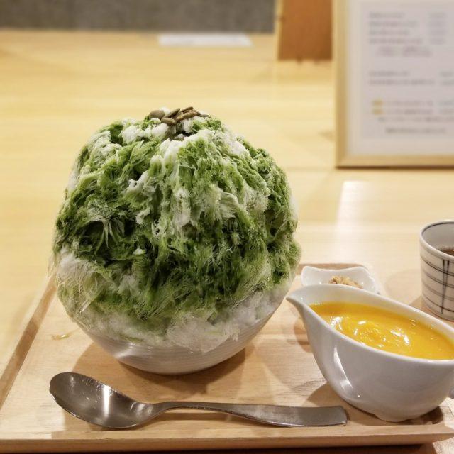 中村区役所|夏だけじゃもったいない!年中美味しいかき氷と甘味が楽しめるかき氷専門店