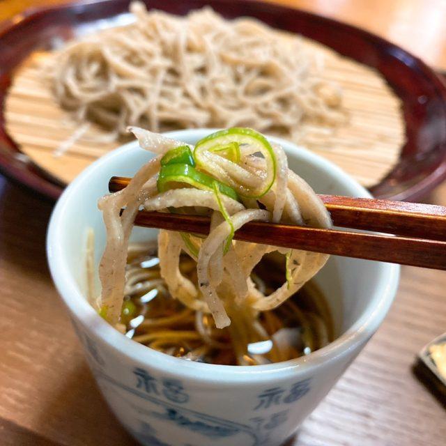 覚王山 日本が培ってきた食文化を大切に。毎朝手打ちの本格蕎麦を味わえる隠れ家カフェ