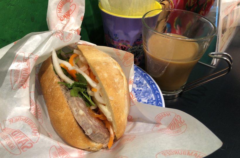 大須観音|エスニック初心者でもぜひ食べてみて欲しい♪日本人向け王道ベトナムサンドイッチ