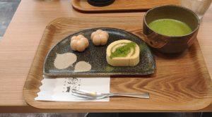 車道|店内やメニューの随所に感じるおもてなし。気軽に本格抹茶がいただける日本茶専門店
