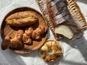 高畑|米粉パン好き必見!町の人たちの心をあたためるパン屋さん